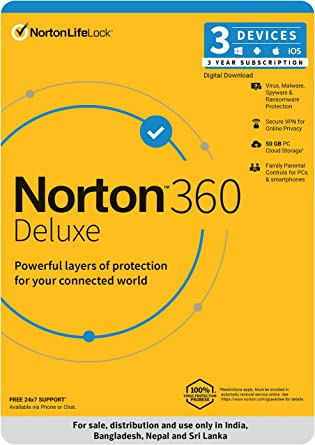 Norton 360 Security