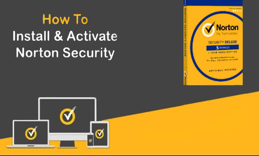 Activate Norton Security