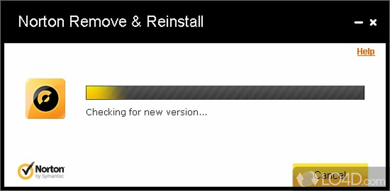 Norton Removal And Re-installation tool